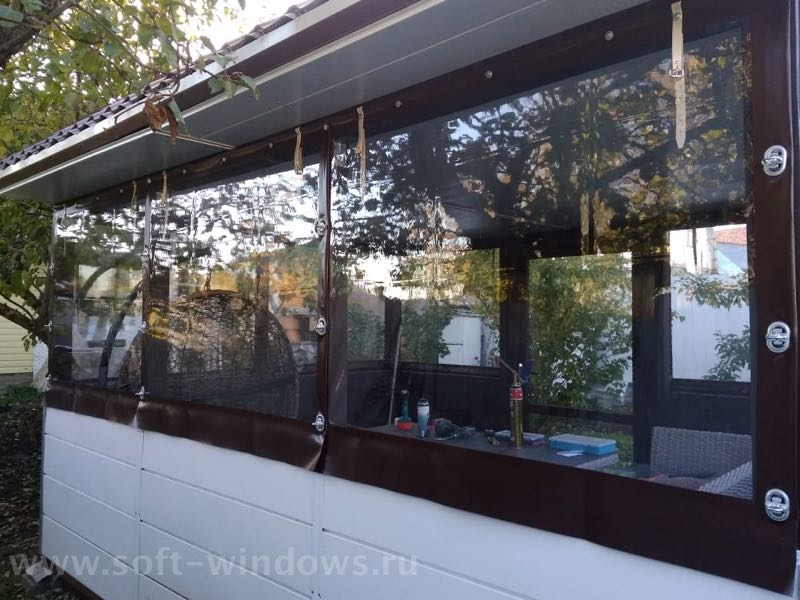 мягкие окна Гранд