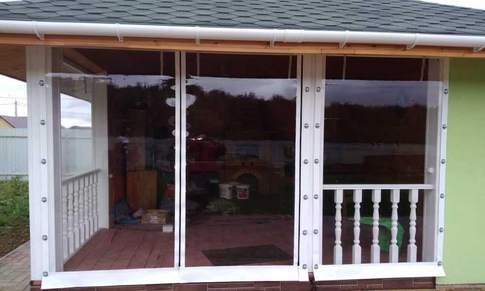 Мягкие окна в Калуге