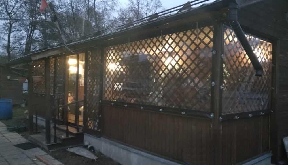мягкие окна в Чехове и Чеховском районе