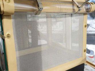 москитная сетка на мягкие окна