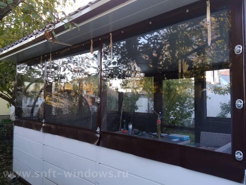 мягкие окна ПВХ в Туле