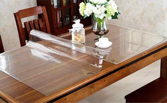 мягкое стекло на стол
