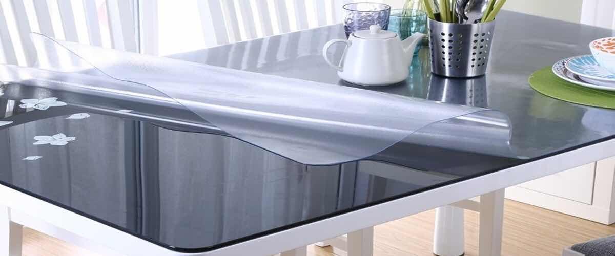 мягкое стекло на стол в чехове, серпухове, протвино, заокском